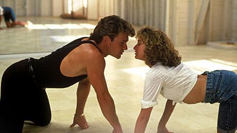 Dirty Dancing. Nordisk Film 1987