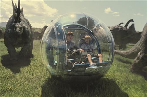 Jurassic World. United international Pictures
