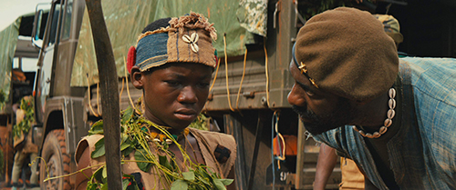 Beasts of no nation. Netflix 2015
