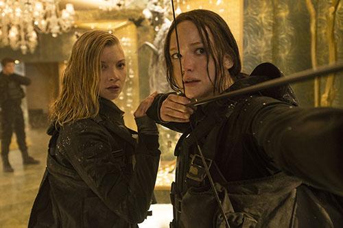 The Hunger Games: Mickingjay del 2. Nordisk Film 2015