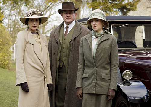 Downton Abbey S6. Universal sony Pictures 2015