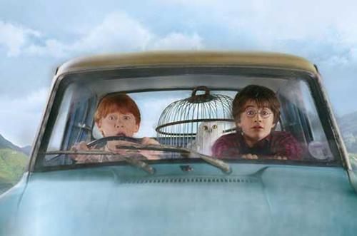 Harry Potter och Hemligheternas kammare 2002. Warner Bros
