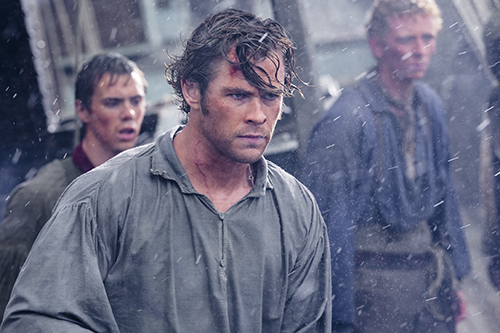 In the heart of the sea. 20th century fox 2016