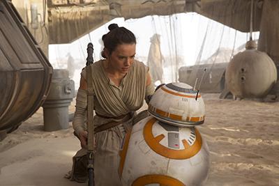 Star Wars: The Force awakens. Disney 2015