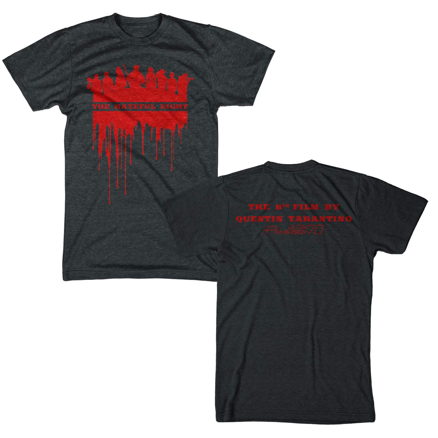 T-Shirt The Hateful Eight. Scanbox Entertainment 2016