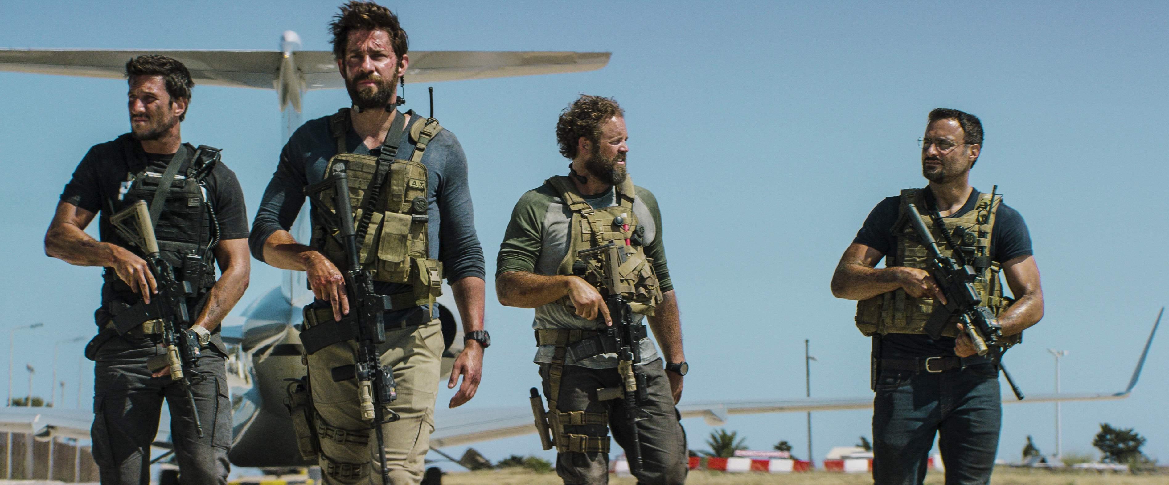 13 Hours: The Secret Soldiers Of Bengazi, UIP/ Paramount Pictres