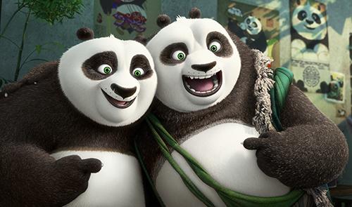 Kung Fu Panda 2016. 20Th Century Fox