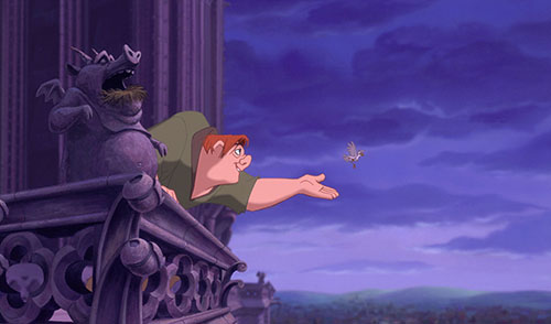 Ringaren i Notre Dame. Walt Disney