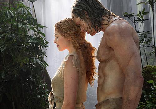 Legenden om Tarzan. 20th Century Fox. 2016