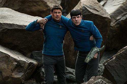 Star Trek Beyond. UIP 2016