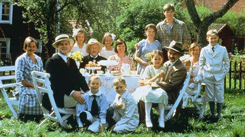 Alla vi barn i Bullerbyn 1986 svensk Filmindustri AB