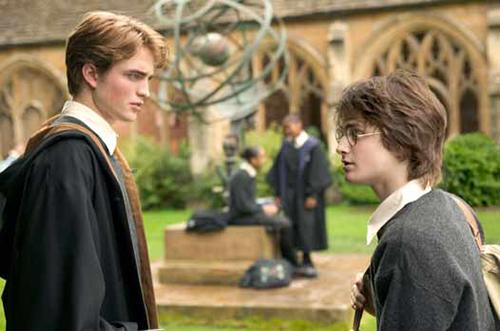 Harry Potter och den flammande bägaren. 2015 Warner Bros
