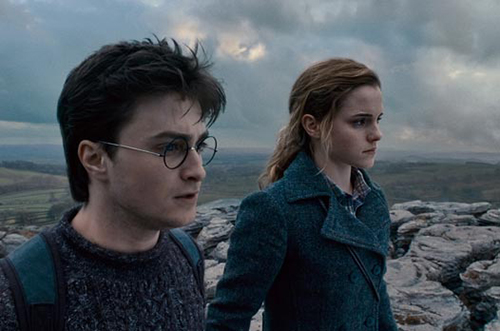 Harry Potter och Dödsrelikerna del 1. 2011 Warner Bros