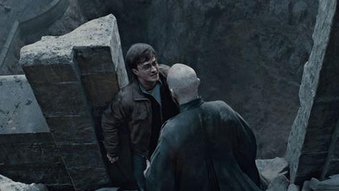 Harry Potter och Dödsrelikerna del 2. 2012