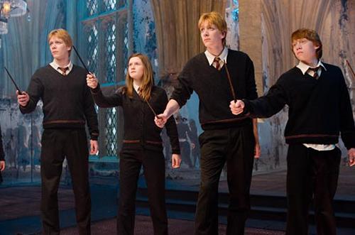Harry Potter och Fenixorden. 2007 Warner Bros