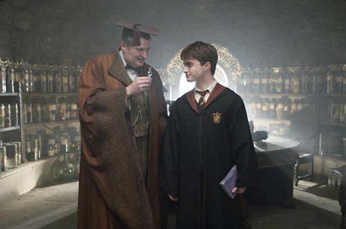 Harry Potter och halvblodsprinsen. 2019 Warner Bros