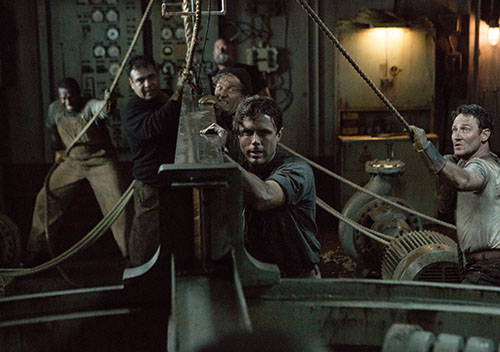 The Finest Hours. ©Disney  2016