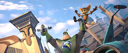 Ratchet & Clank. Scanbox Entertainment 2016