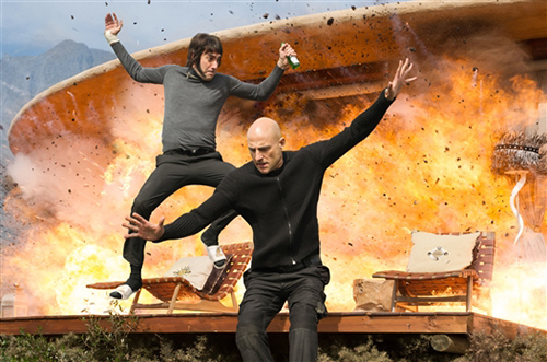 The Brothers Grimsby. Universal 2016