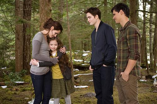 The Twilight Saga: Breaking Dawn Part 2. Nordisk Film 2012