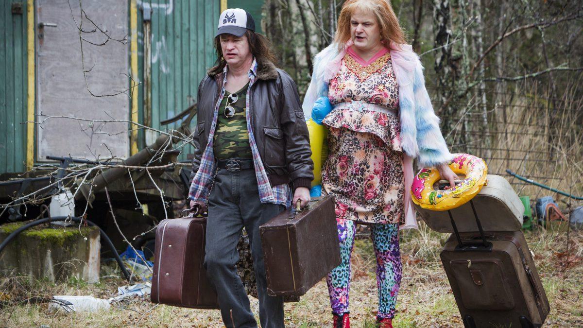 Morran och Tobias – som en skänk från ovan, Nordisk Film 2016