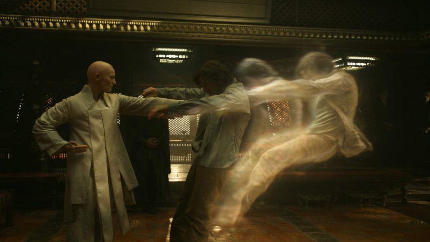 Tävling Dr Strange Blu-ray