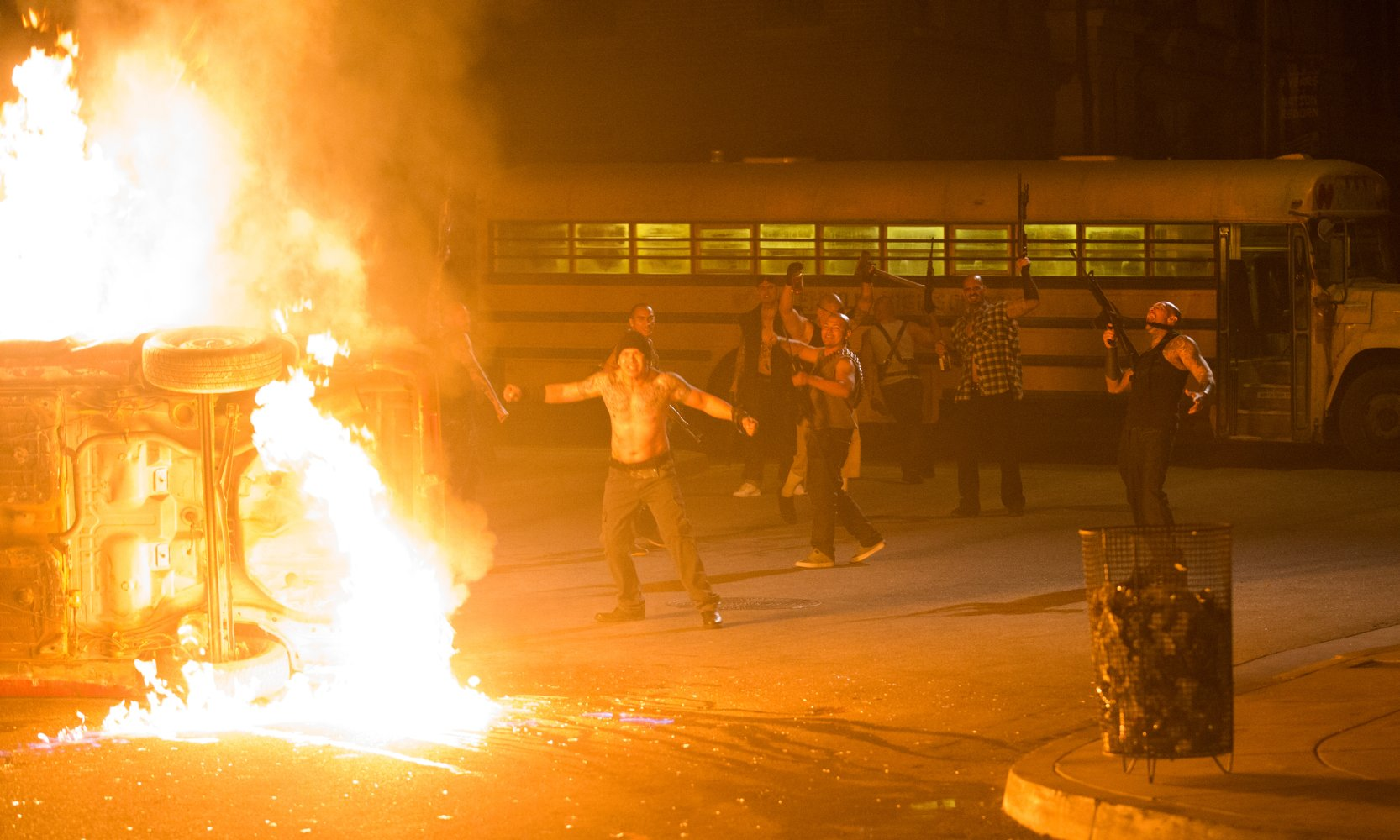 The Purge Anarchy An American Tradition